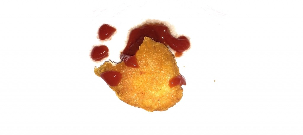 McDonald's chicken nugget