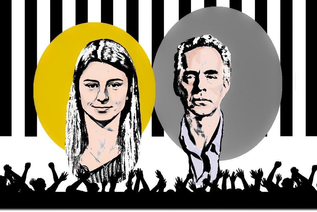 Lindsay Shepherd and Jordan B. Peterson