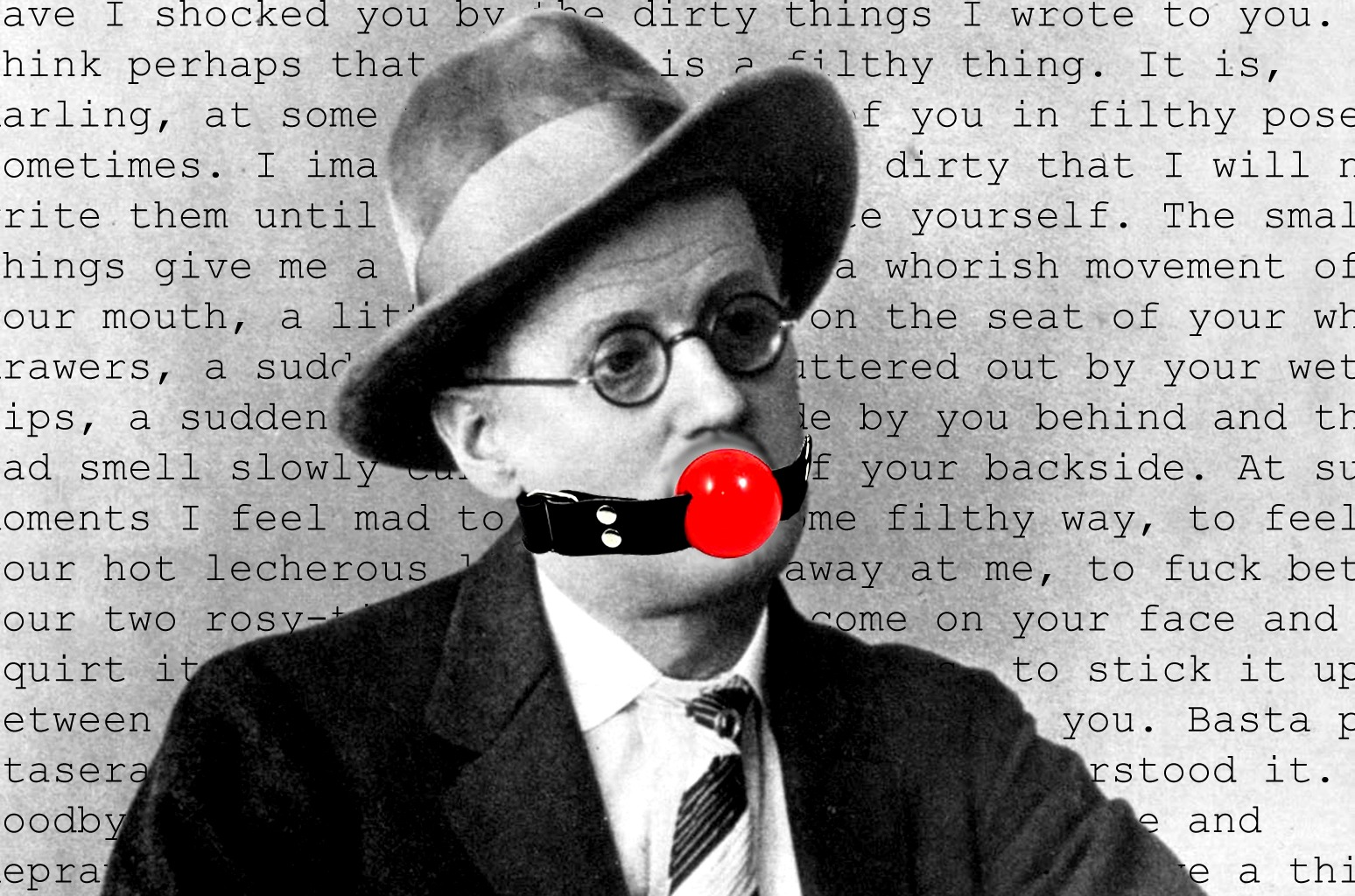 James Joyce Love Letters