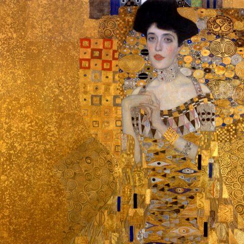 portrait adele bloch-bauer chaos feminine