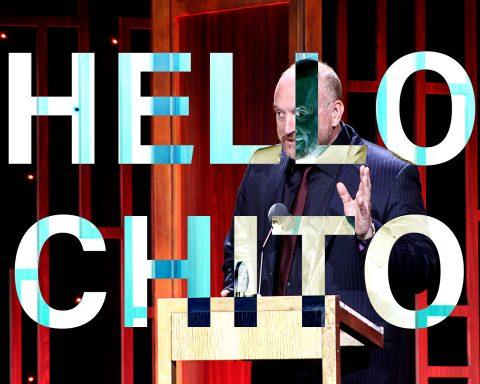 Hello, Chito #2 louis ck