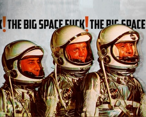 the big space fuck kurt vonnegut