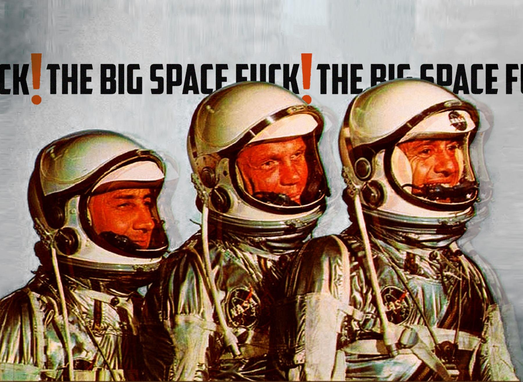 the big space fuck kurt vonnegut
