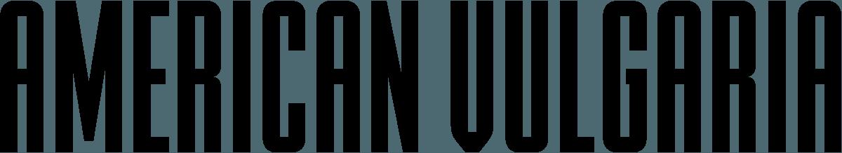 AMERICAN VULGARIA header logo